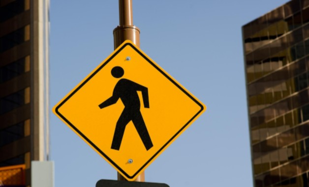 common types of pedestrian accidents