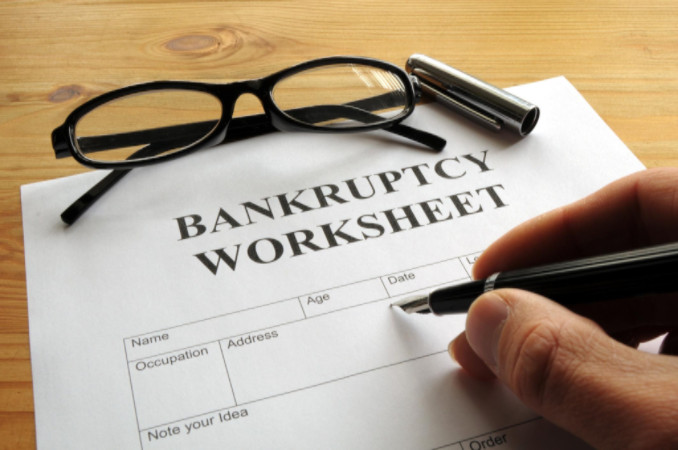 options before filing bankruptcy
