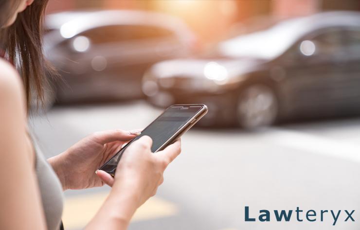 California law threatens uber