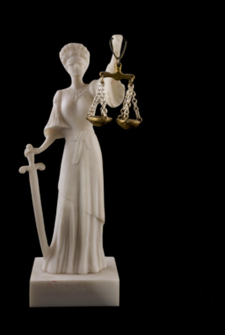 Statue representing justice: LawteryX Legal Profession Blog