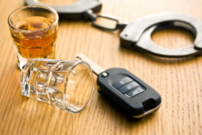 dui accident responsibility