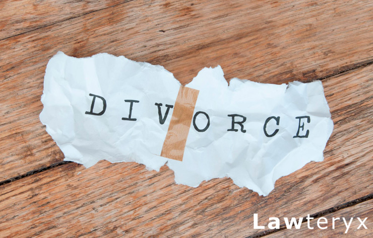 divorce question and answer