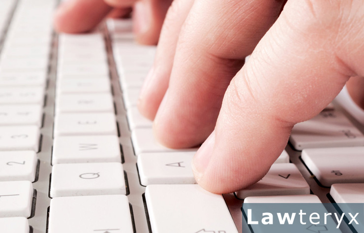 Online Solicitation of a Minor