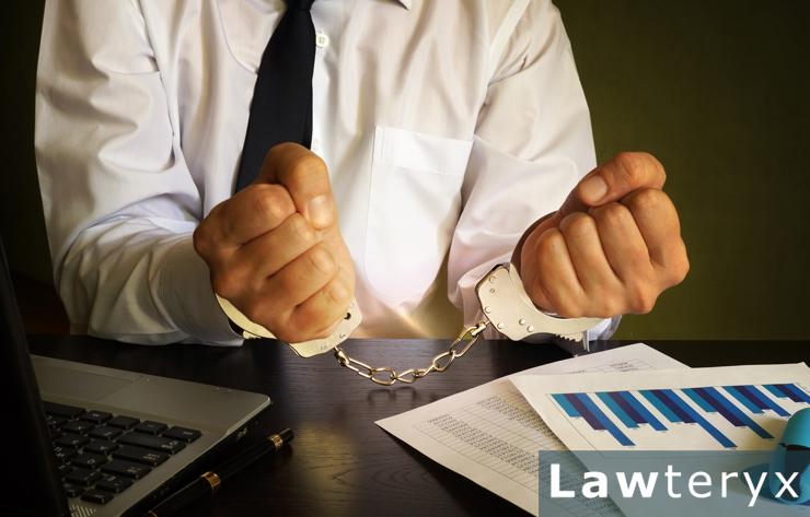 Texas white-collar crime penalties