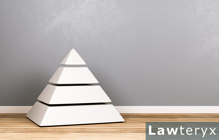 why pyramid schemes are illegal
