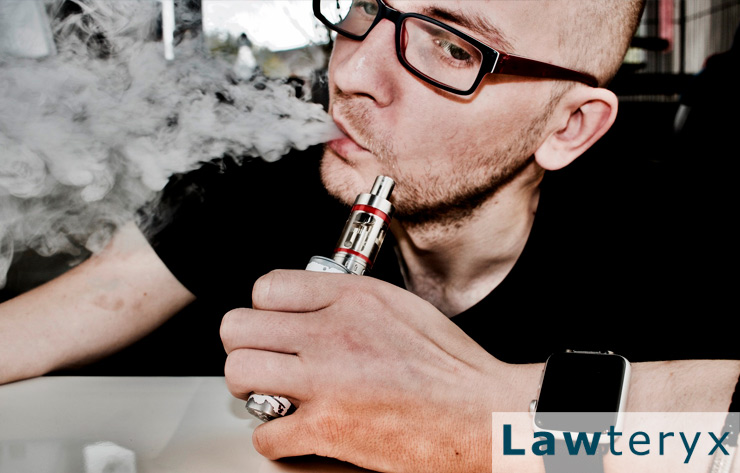 vaping and lung disease